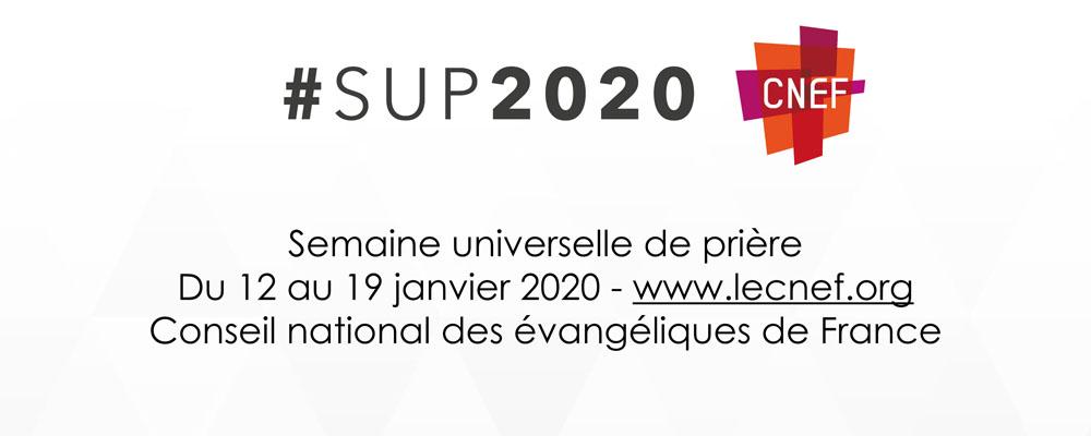 Semaine universelle de prière 2020